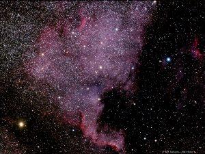 NGC 7000-sign-1_foto Ulf Jonsson